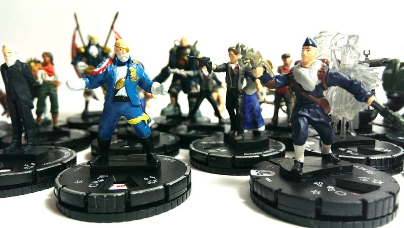 Attack Of The Tiny BioShock Infinite People