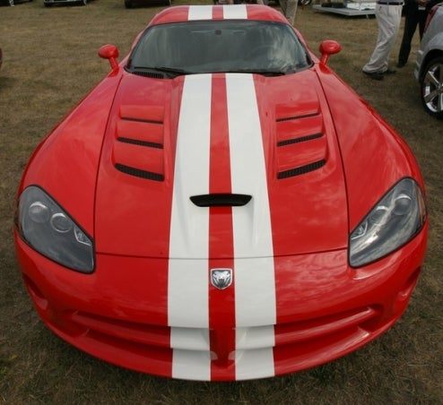 Chrysler Offers Employee Pricing On Dodge Viper, Extends Deal To Wal-Mart, Cerberus Employees