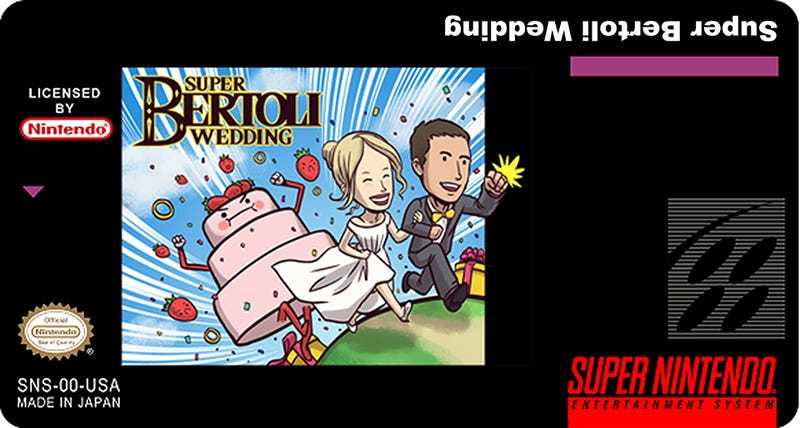Aww, Guys, This Video Game Wedding Was Just Lovely