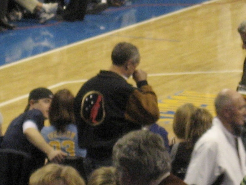 Rick Reilly®, Glimpsed In The Wild