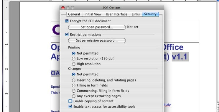A First Look at OpenOffice.org 3.0