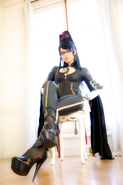 She's Bayonetta, Brought to Life