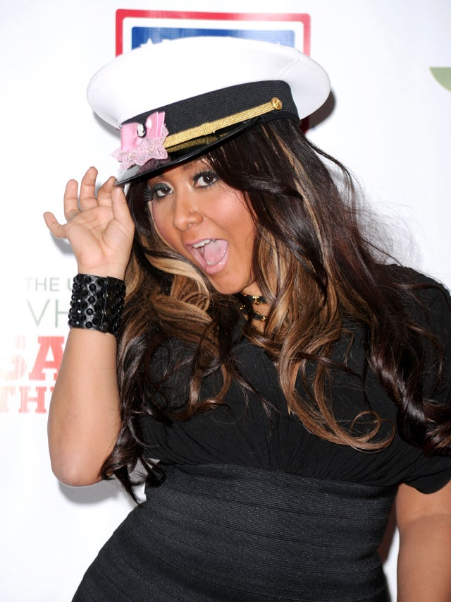 Snooki To Plummet Inside Ball On New Year's Eve