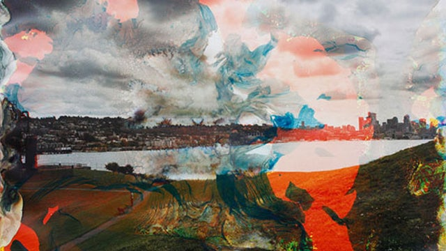 Psychedelic Photos of Lakes, Exposed Using Lake Water