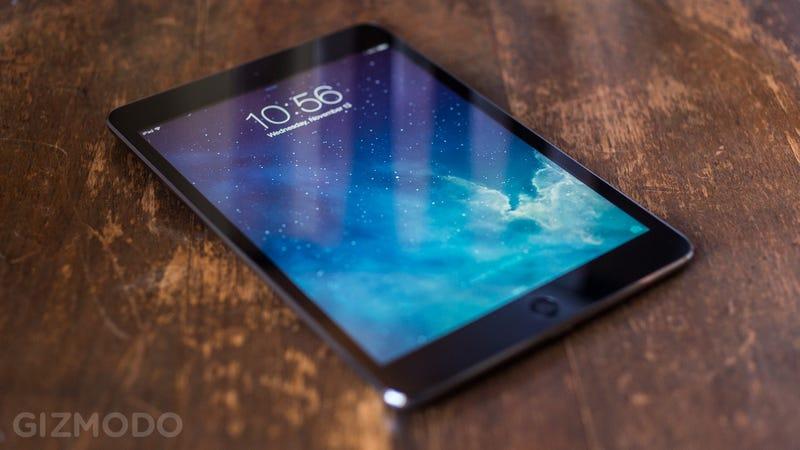 Retina iPad Mini First Impressions: That's More Like It