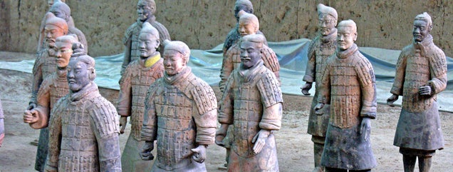 China's Terracotta Army Will Make an Appearance in Indianapolis
