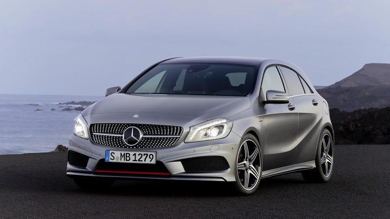 Mercedes A-Class Gallery