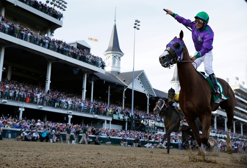 Images From The 140th Kentucky Derby