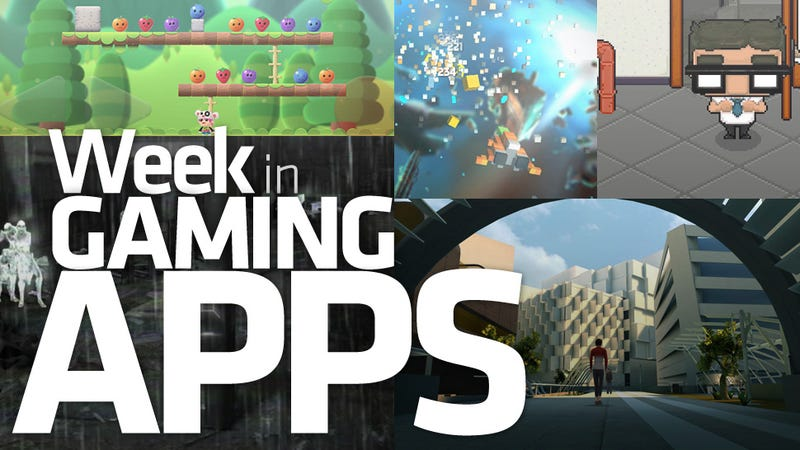 The Weekend Is Cold And Lonely. Fill The Emptiness With Gaming Apps.