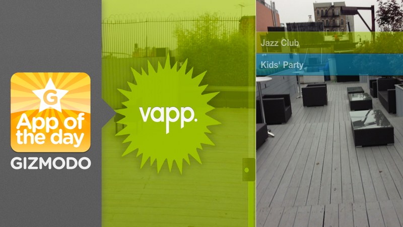 Vapp: Snap Pics With Your Voice