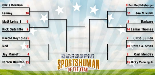 Deadspin SHOTY Tournament: Ben Roethlisberger Vs. Joe Mikulik
