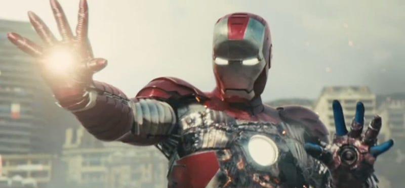 Watch It: The Iron Man 2 Briefcase Suit Scene