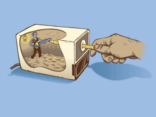 How Mechanical Pencil Sharpeners Really Work