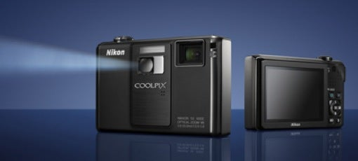 Nikon Coolpix S1000pj: First Camera With a Projector is Weird