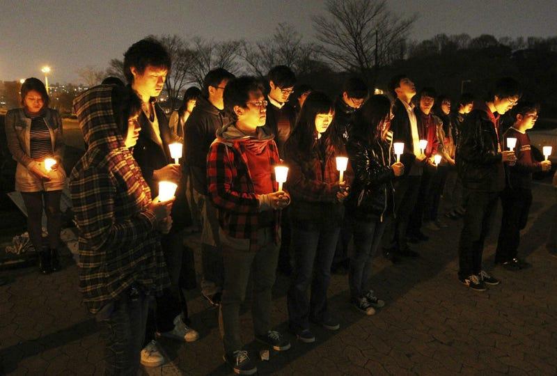 South Korean Man's Suicide Jump Kills Young Girl