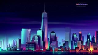 This <em>Tron</em>-like World Trade Center Is My Everything