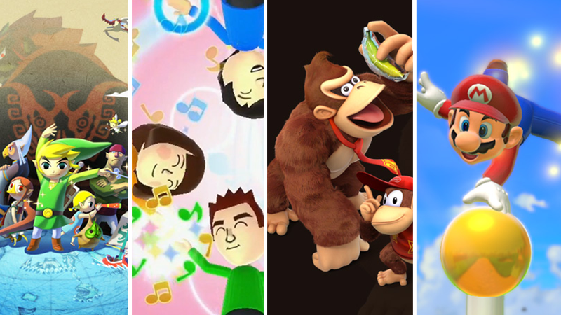 Nintendo Doles Out Release Dates, Changes For Big Holiday Games
