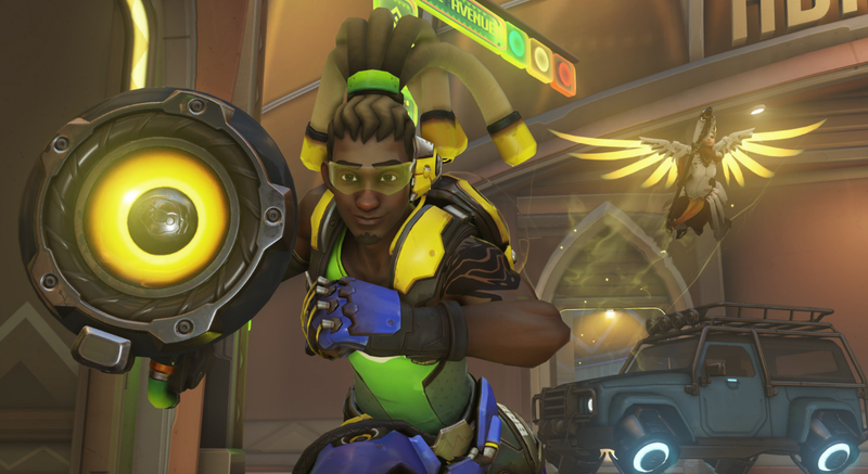 Overwatch's Voice Actors Hang Out, Are Cute As Hell