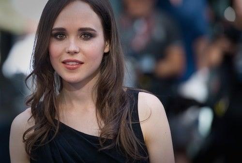 Ellen Page: Elegant In The Spotlight