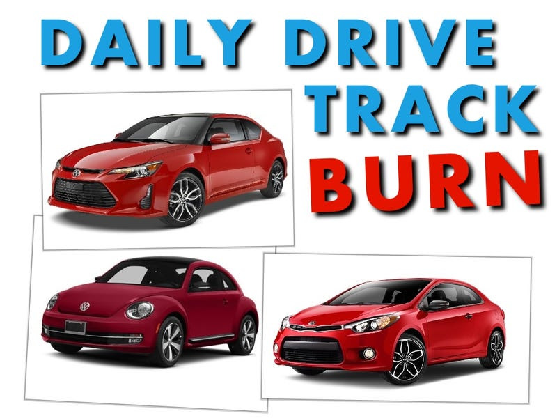 Daily Drive, Track, Burn: The Front Wheel Drive Fashion Statement