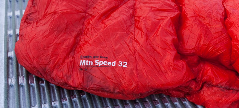 Adventure Tested: Mountain Hardwear Mtn. Speed 32 Sleeping Bag