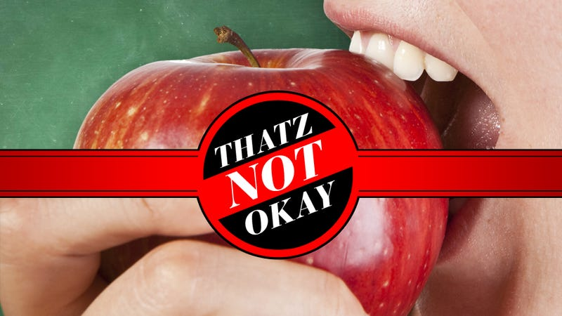 Not-Fucking Your Professor, Confronting a Nibble-Nabble Bandit, and Other Questionable Advice