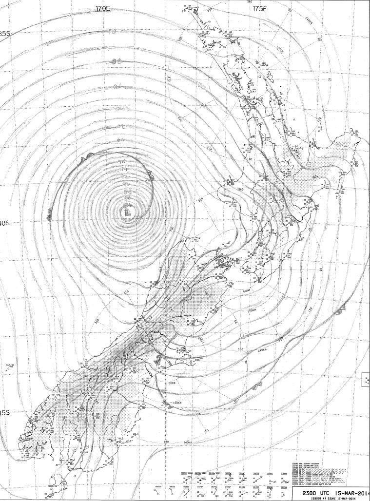 New Zealand Met Service's Map Game Is Too Strong