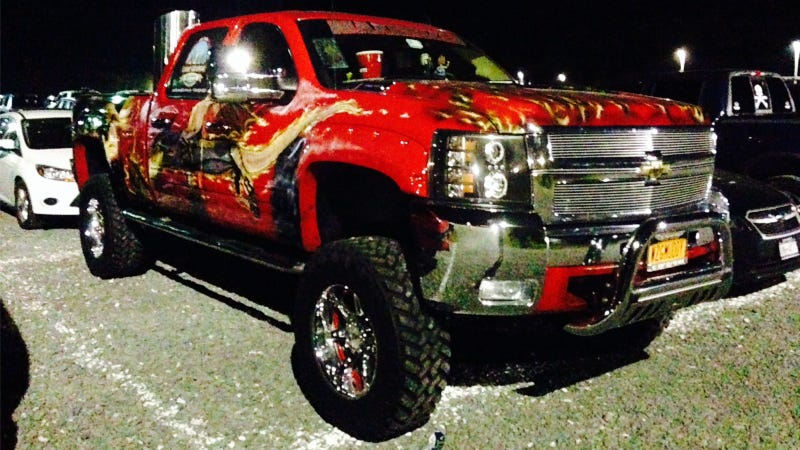 This Chevy Might Be The Boss Of All 'Bro Trucks'