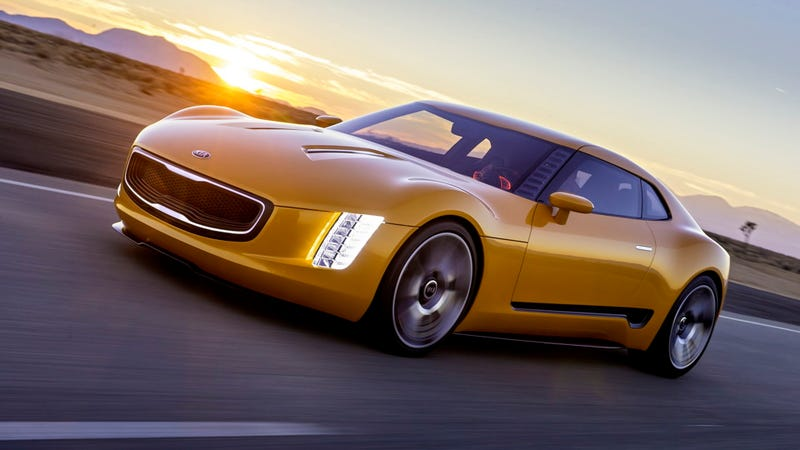 The Kia GT4 Stinger Is Better Than A Genesis Coupe Clone