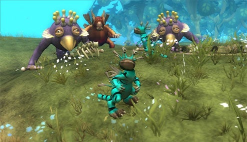 EA To Loosen Spore Install Restrictions, Reveals Sampling of Spore Activations