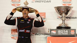 Will Power Wins IndyCar Championship Then Takes This Amazing Photo