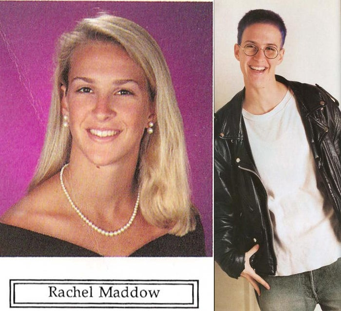 The Yearbook Photos of Your Favorite TV Reporters