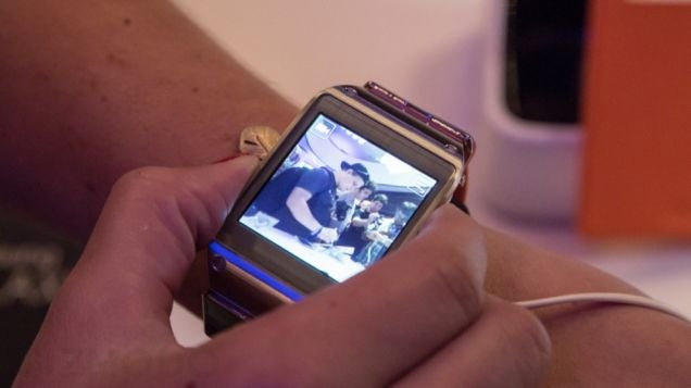 Report: Samsung Is Still Working on a Smartwatch That Is Also a Phone