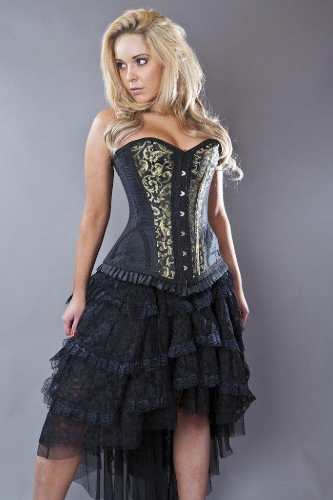 I bought a corset!