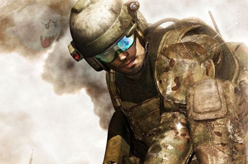 Ubisoft Announces Ghost Recon 4 For 2010