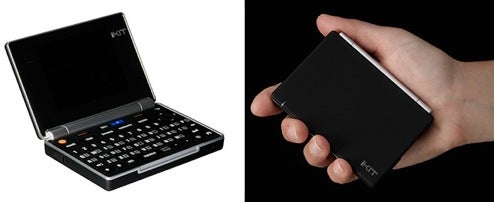 Tiny Imovio iKit Handtop Computer is a Decade Too Late