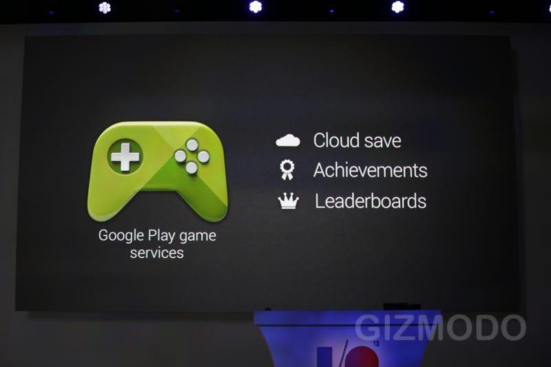 Google Play Games, la respuesta de Google al Game Center de Apple
