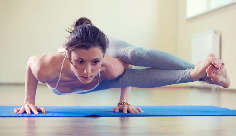 Es El Yoga Realmente Bueno Para Ponerte En Forma