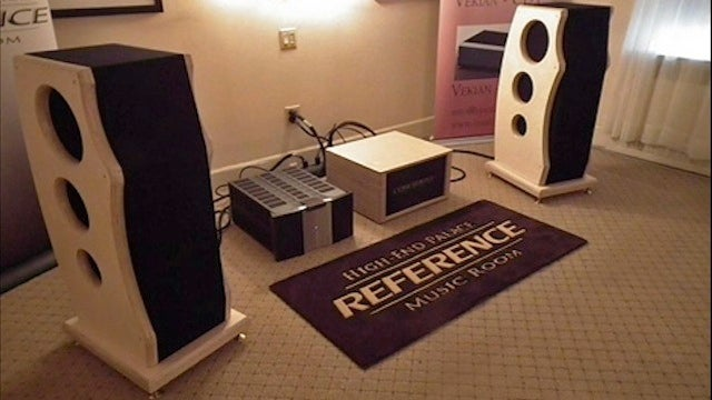 Be One of 12 People to Own These $40,000 Speakers