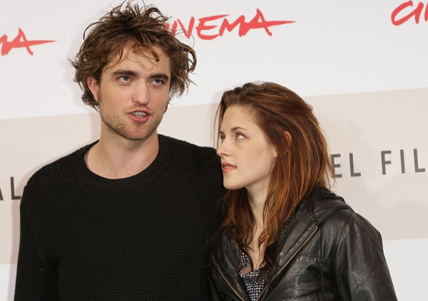 'Twilight' Star Wonders If Her Co-Star Has Showered Since Wrapping Production