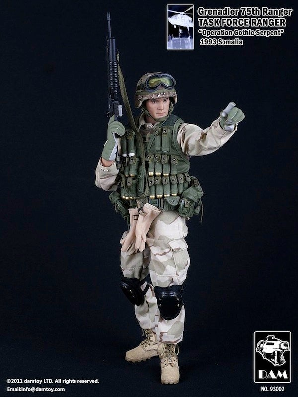A Chinese Toy Company That Specializes In Making American Soldiers