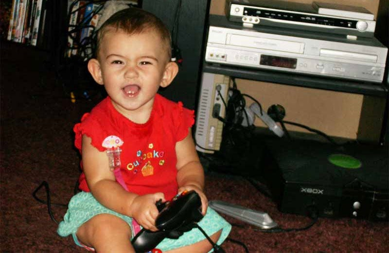 How Do You Balance A New Baby And Gaming?