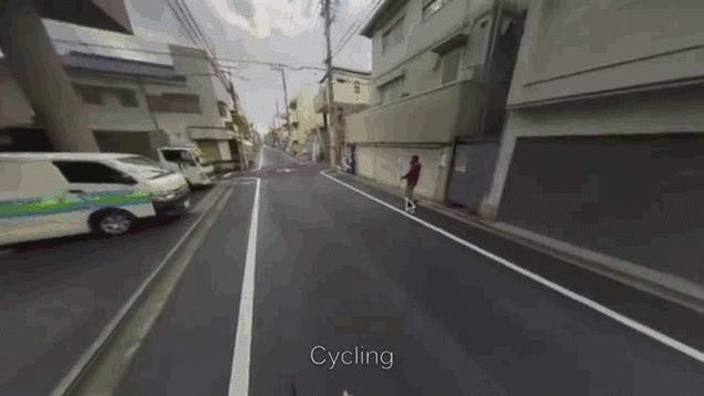 Filmed Footage That Can Be Controlled Like a Video Game