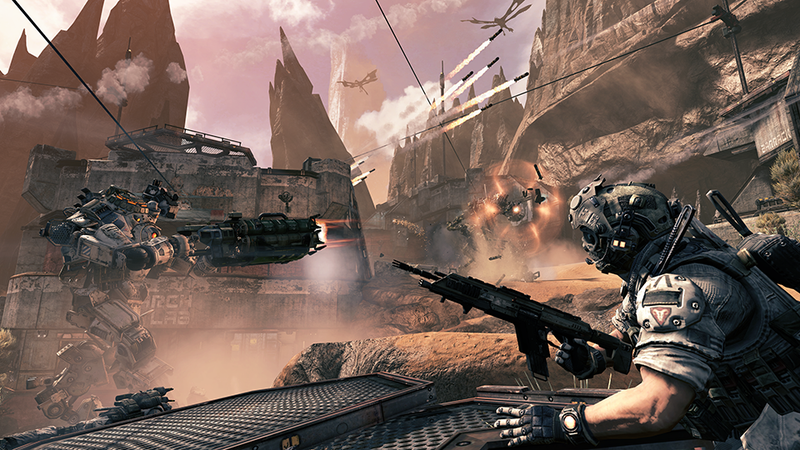Yes, There Are [SPOILERS] In Titanfall