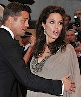 Angelina Jolie Almost Left Brad Pitt