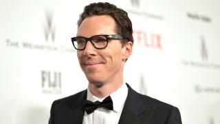 Benedict Cumberbatch: I'm 'an Idiot' for Referring to 'Colored' Actors