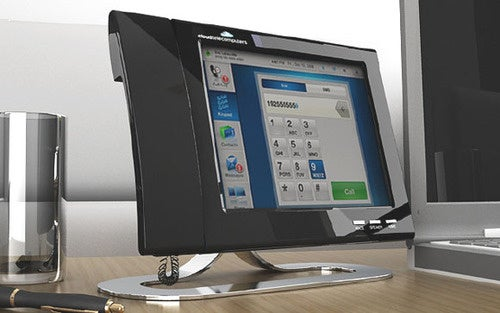 Cloud Telecomputers' Glass Platform Puts Android in a Desktop Phone