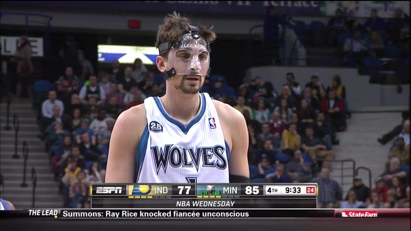 Alexey Shved Woke Up Like This