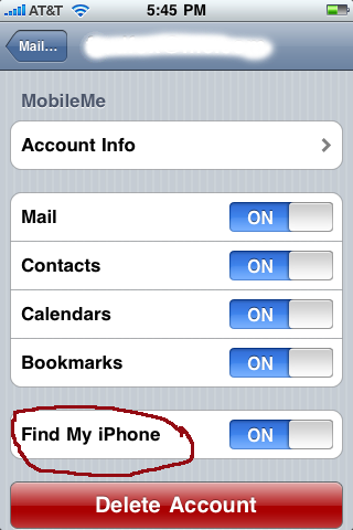 iPhone 3.0 Beta OS Impressions And Walkthrough Gallery