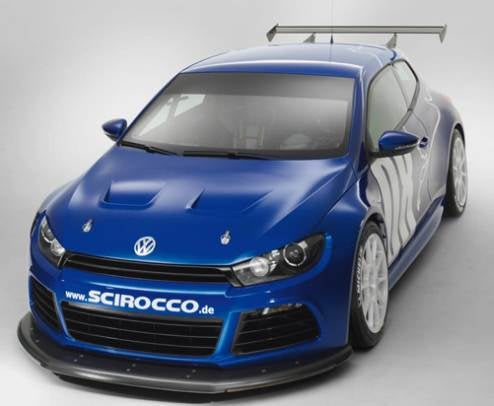 Official Volkswagen Scirocco GT24 Photos, Looks Ready for Race Day